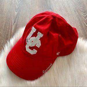 Accessories - University of Cincinnati hat
